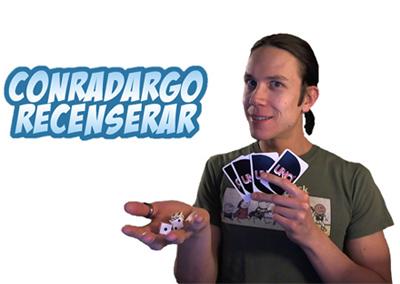 ConraDargo Recenserar – videorecensioner på svenska!